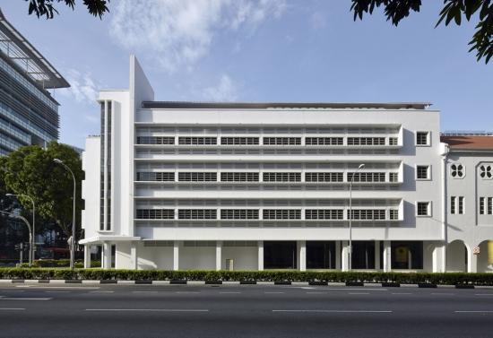 新加坡国家设计中心---SCDAArchitects_家里的小黑板怎么设计图图片