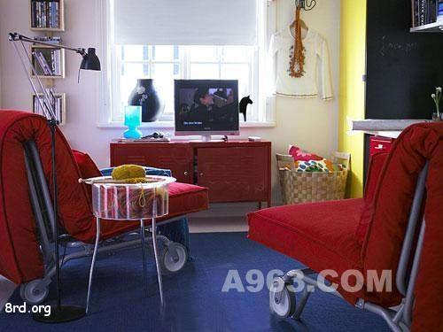 宜家家居,北欧风格客厅卧室装修设计   时尚家居   资讯中心
