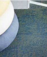 PVC编织地毯壁布设计空间