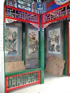 奢侈家装 大太监李莲英的京城老宅院
