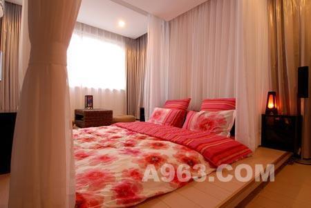 40张现代卧室装修时尚效果图