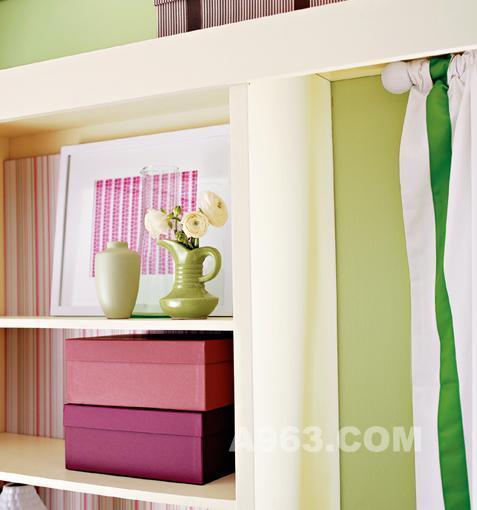 家居的春夏換季時尚臥室&起居室DIY變身