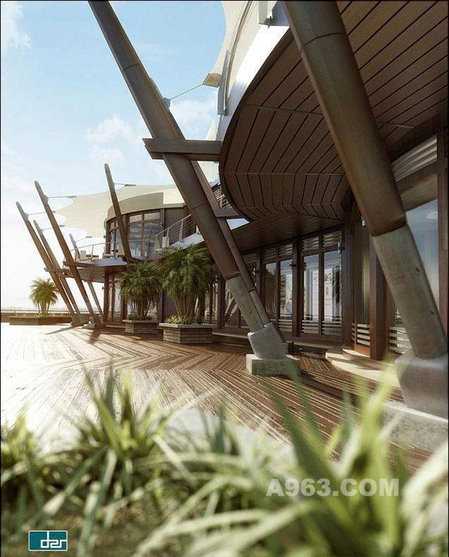 别墅设计图:世界著名建筑师别墅设计作品赏析