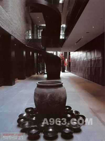 新国风中禅意--夏姿陈中国v国风总部室内设计设计师用uiaxure吗图片