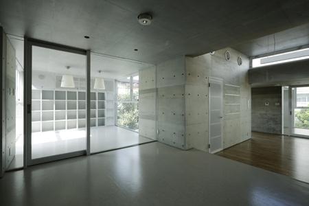 日本精神病康复中心日本建筑师渡边健介设计作品(字体)ps怎么链组图v字体区块图片