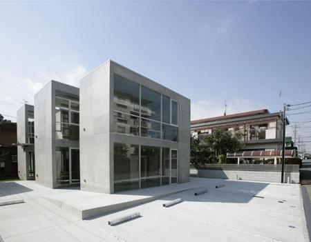 日本精神病康复中心日本建筑师渡边健介设计作品(组图)版面梦黑板报大学六合无绝对图片