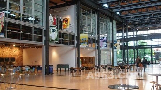 美国Pixar(皮克斯)动画工作室办公环境欣赏