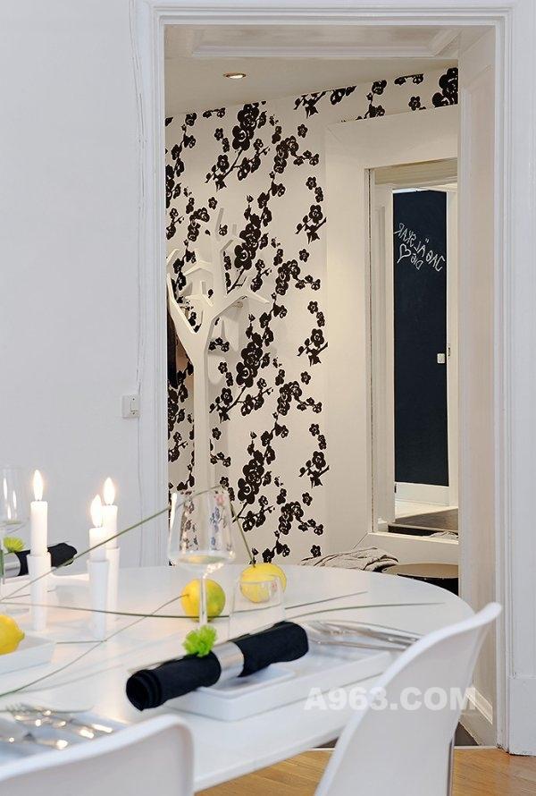 美 国外小户型公寓室内装修设计图赏析