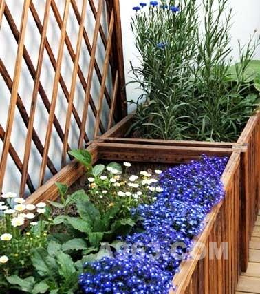 小露台设计效果图 客厅阳台设计效果图 卧室阳台设计效果图