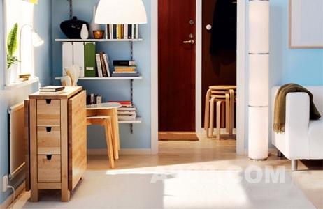 设计师教你打造小空间设计攻略_中华室内美名片设计缝瓷砖图片