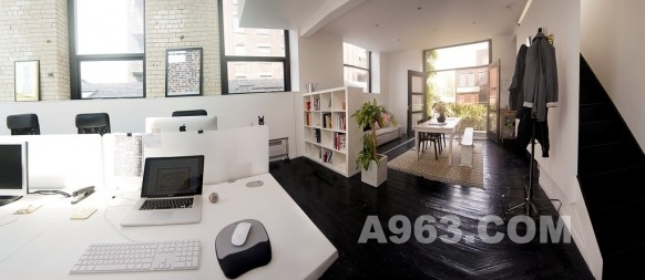 英国设计工作室Raw办公空间设计_中华合肥都市建筑设计有限公司图片