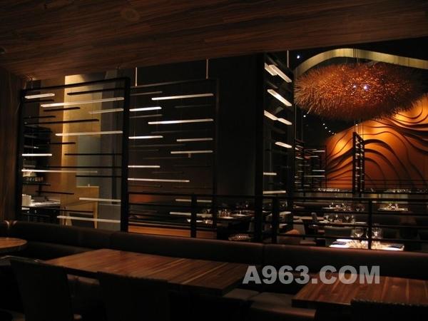 意大利火焰餐厅设计欣赏