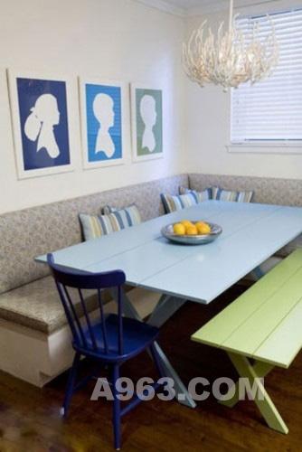 小户型的15个餐厅设计高清图片
