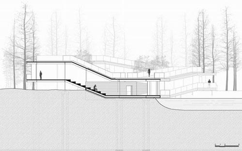 tao迹建筑事务所: 水边会所设计_精品案例-a963设计网图片
