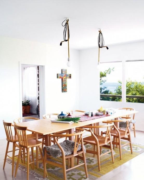 风格 设计 loft/这是一个位于瑞典海边的漂亮房子。...