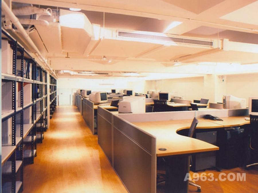办公室设计/办公设计办公区域
