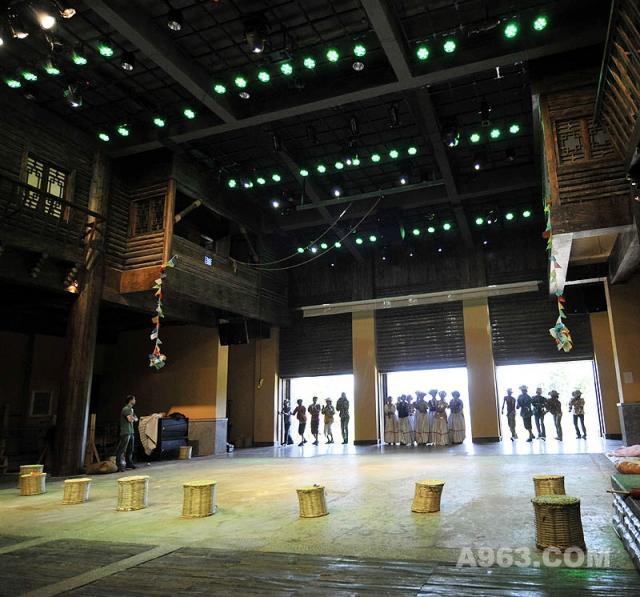 丽江·泸沽湖摩梭文化展示中心
