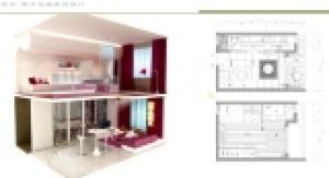 深圳龙华样板房设计