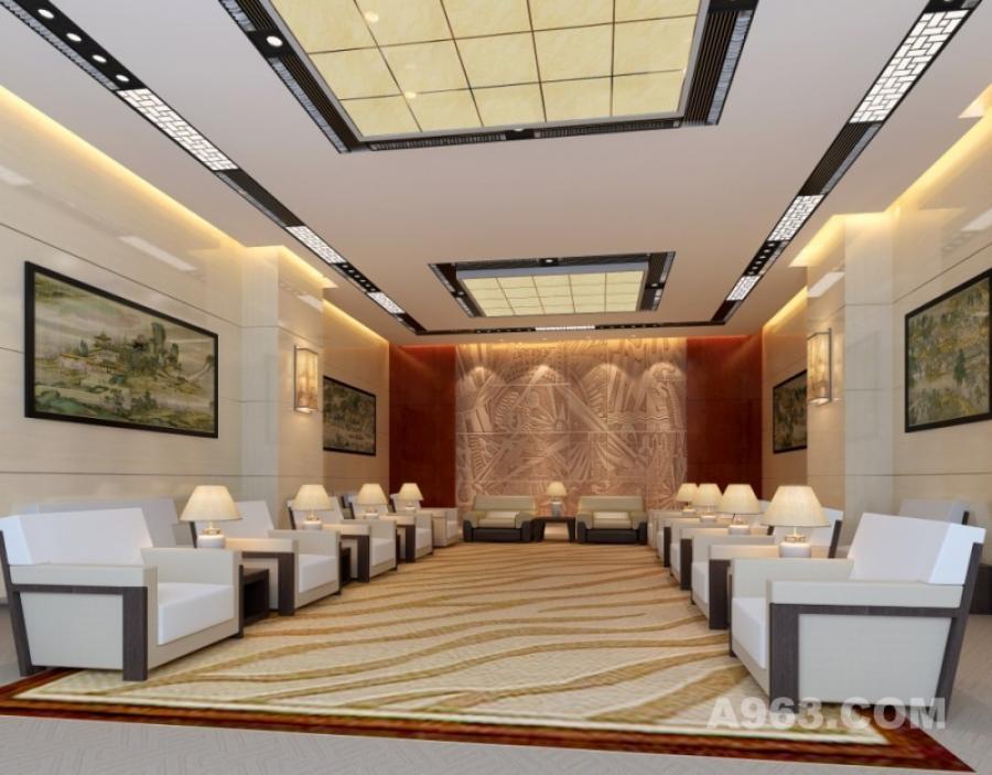 江苏沭阳体育馆室内公共区域规划设