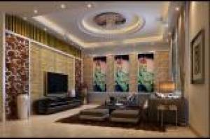 别墅客厅设计体现