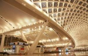 LED动画设计----广州南站