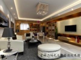 时尚演绎新现代主义---紫麟山豪宅设计-兴艺设计工作室设计作品