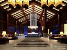 三清山金沙湾假日酒店设计方案
