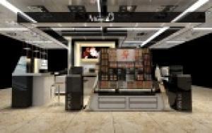 国际品牌帝阿蔻妆品展厅