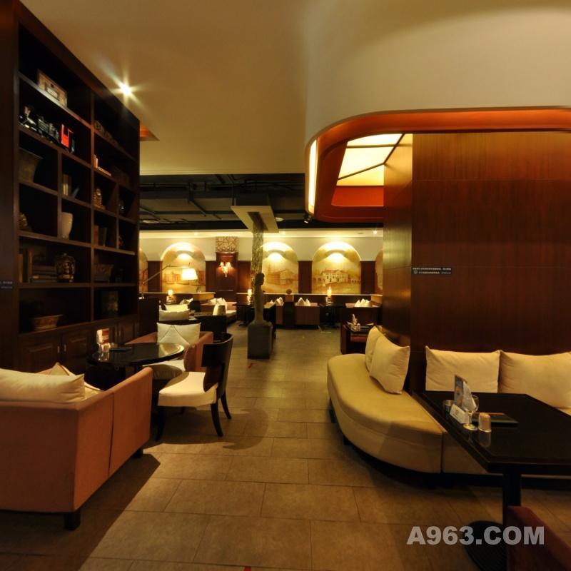 餐厅设计--秀玉红茶坊--周扬设计 餐厅设计--秀玉红茶坊--周扬设计