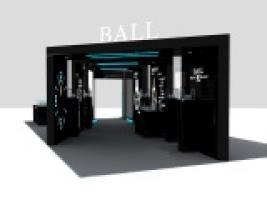 国际奢侈品波尔手表展厅