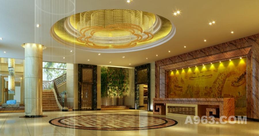 兴城富都中餐厅-大厅