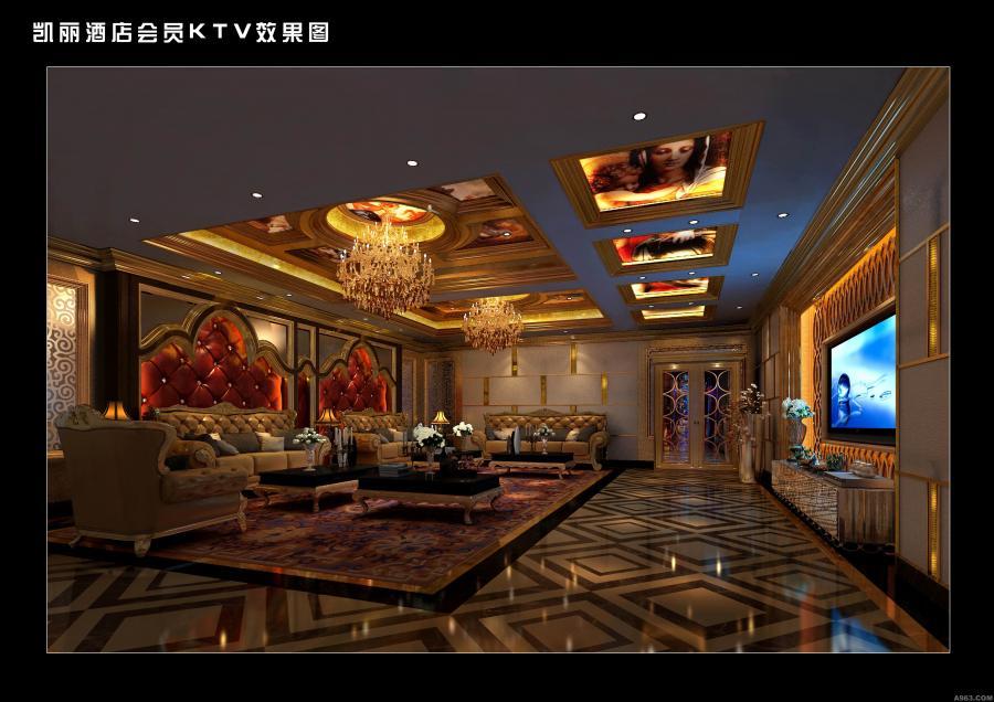 葫芦岛凯丽酒店会所-KTV