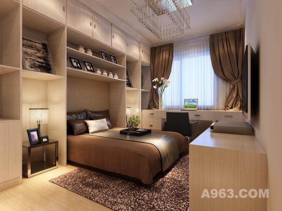 卧室 我的世界,我做主,温馨舒适的休息空间。