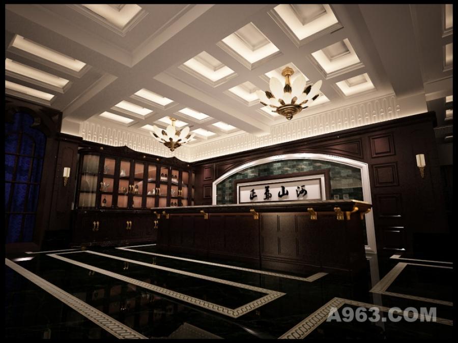餐厅设计--山东日照民国餐厅
