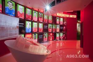 曼聯體驗館 Manchester United Experience