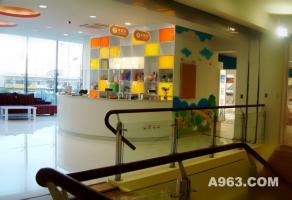 儿童主题商场设计