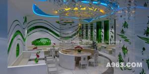 鲜之道烤鱼全国连锁餐厅设计【昆明南亚风情第1城店】