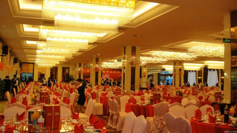 一层宴会厅