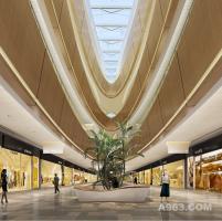 厚街世界鞋业总部基地商业楼室内设计