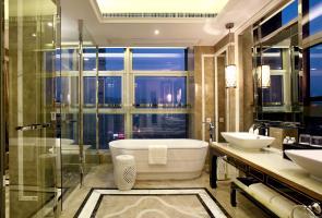 长沙珠江花城酒店和会所室内精装修