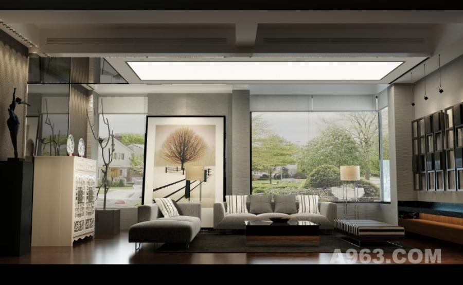 客厅视角3