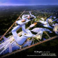 遨游在思想之巅的杰出建筑设计大师-建筑设计-陈云华设计作品