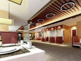 美国ABC咖啡餐厅装饰工程设计项目
