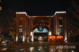 世茂集团·武汉汤逊湖售楼中心