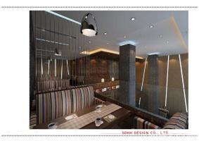 南宁咖啡厅设计 ZC咖啡厅