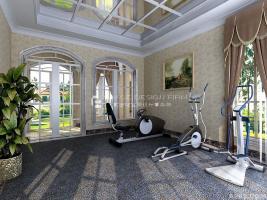 别墅设计,别墅设计经典案例,新古典风格