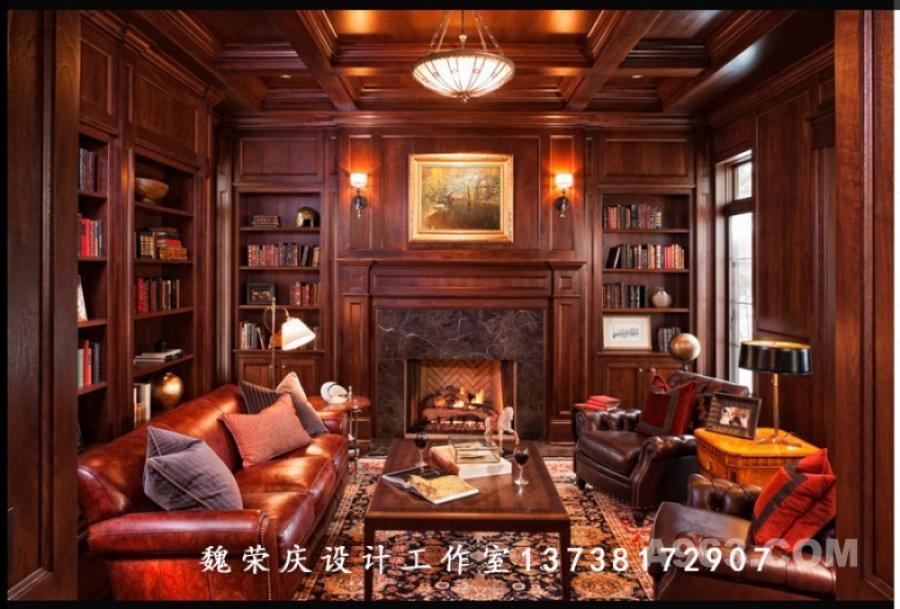 书房 室内设计