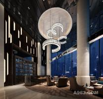 河南福园酒店室内设计