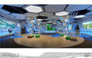 遂宁世界华人财富演艺中心室内设计效果图