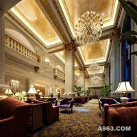 青岛希尔顿逸林五星酒店设计